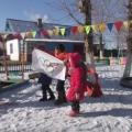 Фотоотчет «Олимпийские игры в детском саду»