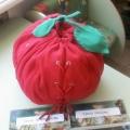Дидактическая игра по развитию социально-личностных качеств детей «Чудесное яблочко»