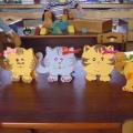 «Веселые котята». Поделки с детьми средней группы