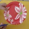 «Декоративная тарелочка». Мастер-класс по изготовлению подарка для мамы к 8 марта