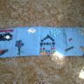 Массажные коврики для ножек. Нестандартное оборудование по физкультуре в детском саду