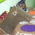 Фотоотчет о выставке «Веселый валенок»