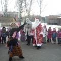 «Прощай, Зимушка-Зима». Празднование Масленицы в детском саду