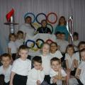 «Олимпийские игры в детском саду»