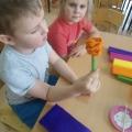 «Розочка для мамочки». Детские поделки к 8 марта