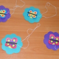 Конспект интегрированного занятия «Красивые цветы»