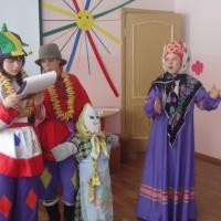 Фотоотчет о праздничных мероприятиях «Здравствуй, Масленица!»