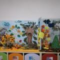 Мастер-класс создания макета «Дождливая осень» в рамках проекта «Осень разная бывает»