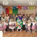 Фотоотчёт о празднике «День семьи, любви и верности»