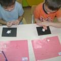 Творчество детей на тему «Зима»