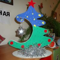 Фотоотчет «Новогодняя поделка»