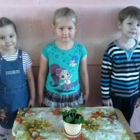 Фотоотчет об акции «Цветок Ветерану»