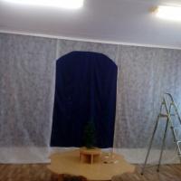 Оформление музыкального зала. Мастер-класс «Новогоднее чудо»