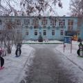 Новогоднее оформление территории детского сада «Новогодняя сказка для детей»