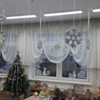 Оформление группы «Новогодняя сказка»