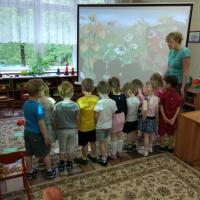 Конспект НОД в младшей группе «На весенней полянке»