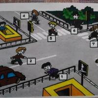 Конспект НОД по ознакомлению дошкольников с ПДД «Знаки разные нужны, знаки разные важны!»