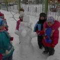 Фотоотчет «Мы и зима» (вторая младшая группа)