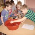 Экспериментально-исследовательская деятельность с детьми старшей группы «Всё обо всем»