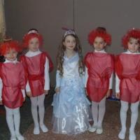 Фотоотчет об участии в фестивале детского творчества «Аленький цветочек»