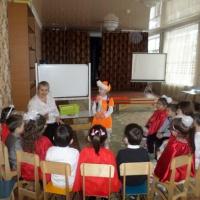 Конспект НОД по пожарной безопасности «Спички детям не игрушки, огонь не забава»