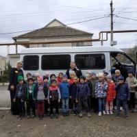 Фотоотчет об экскурсии в ателье с детьми подготовительной группы