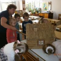 Проект «Знакомство детей с культурой, бытом и традициями русского народа»