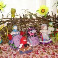 Фотоотчет «Кукольная выставка»