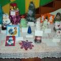 Фотоотчет о проведении выставки «Мастерская Деда Мороза»
