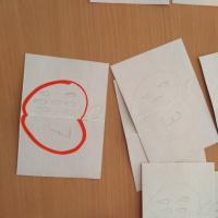Дидактическая игра по математике для детей 5 лет «Яблочное лото»