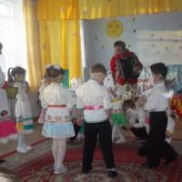 Фотоотчет о работе кружка по марийской традиционной культуре