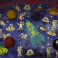 Творческий отчет о конкурсе стенгазет «12 апреля— День космонавтики»