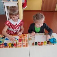 Фотоотчет «Арт-терапевтические технологии в работе с детьми с ОВЗ»