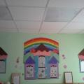 Оформление приемной в группе детского сада. Стенды своими руками