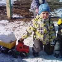 Фотоотчет о конкурсе «Лучший снеговик»