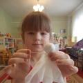 Мастер-класс: «Кукла Масленица».