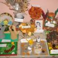 Выставка поделок «Осенние фантазии» (фотоотчёт)