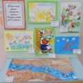 Творческая выставка детско-родительских работ «К нам весна шагает…»