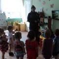 Открытое занятие «Знакомство с солдатом» (первая младшая группа)