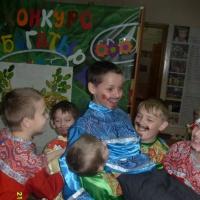 Фотоотчет о конкурсной программе «Удаль молодецкая— сила богатырская» для воспитанников старшей группы (7–12 лет)