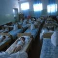 Бодрящая гимнастика после сна в первой младшей группе