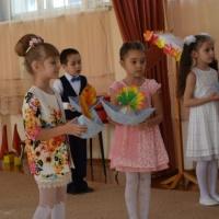 Фотоотчёт о мастер-классе «Осенние кораблики» к празднику осени