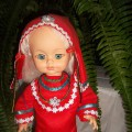 Мир моих увлечений. Кукла в национальном костюме «Салима— марокканская модница»
