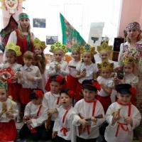Конспект занятия «Обычаи и традиции русского народа» для детей старшей группы