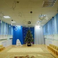 Фотоотчет «Новогоднее оформление»