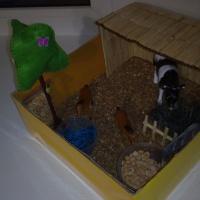 Дидактическое пособие «Сенсорная коробка «Ферма домашних животных»