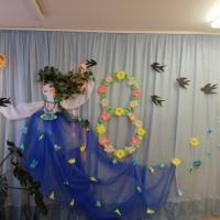 Сценарий праздника к 8 Марта для детей средней группы детского сада