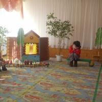 Фотоотчет о развлечении для детей младшей группы с участием родителей «Репка»