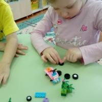 Проект «Инженерная книга «Бабушкины помощники». Лего-конструирование в детском саду»