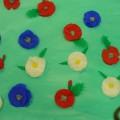Мастер-класс «Полевые цветы из гофрированной бумаги»